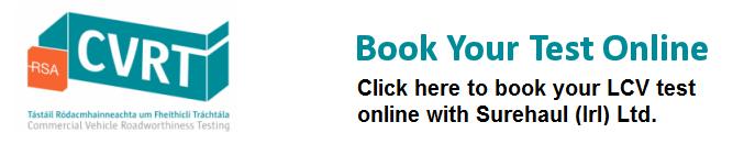 Book your LCV Doe test